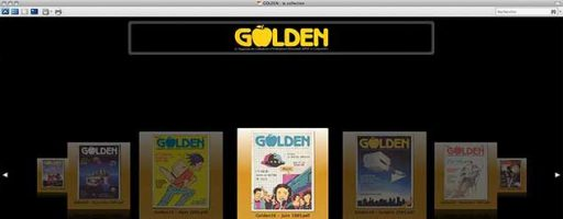 GOLDEN : la collection