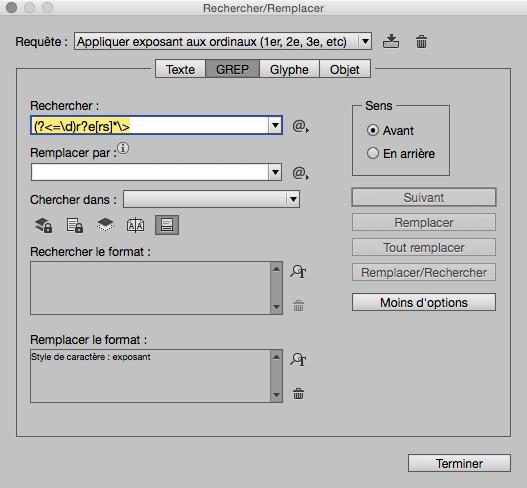 abracadabraGREP : appliquer exposant aux ordinaux
