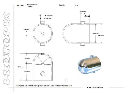 Projet douille, PDF multimedia de démonstration