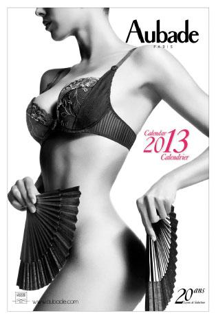 calendrier aubade 2013